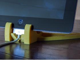 iPad平板通用充电支架